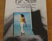 Book - Think Slim Be Slim - 21 day Plan for Mental Healing  - Self Help
