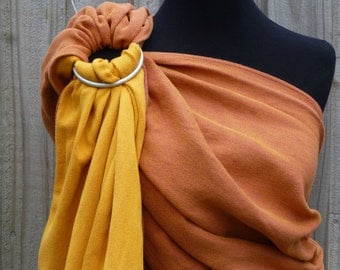 Didymos Marigold - Wrap Conversion Ring Sling