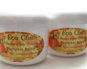 Sweet Pumpkin Spice - Whipped Body Frosting - Body Butter - Paraben Free with Cocoa Butter & Shea Butter - Vitamins A, B, C, E - Moisturizer