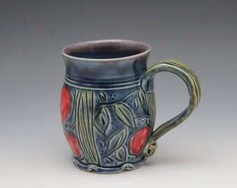 Pomegranate Mug