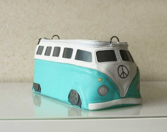 SALE Volkswagen T1 Bus Bag VW Transporter Purse