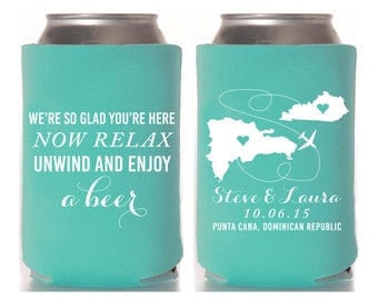 Destination Wedding Shower Gift Personalized Favors Choose Your State Favor