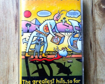 Public Image Ltd The Greatest Hits So Far Cassette Tape 1990 John Lydon Johnny Rotten Punk Post Punk UK
