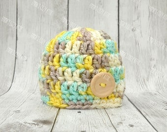 Newborn baby boy hat, baby boy beanie, newborn boy hat, newborn hat baby boy, coming home outfit, baby boy clothes, newborn photo prop