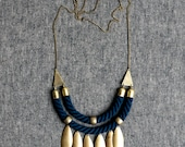 KLIM Statement Rope Necklace