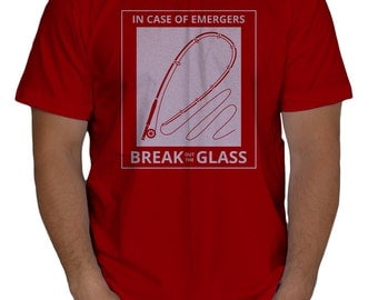 In Case of Emergers - Fly Fishing T-Shirt