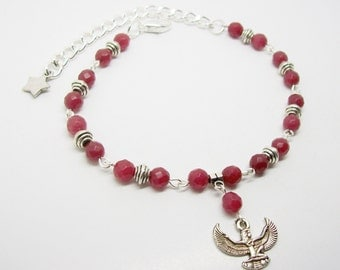 Isis Goddess Bracelet - magick - Egypt - pagan - wicca - witchcraft - Egyptian Jewelry