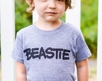Beastie T Shirt by Hatch For Kids - Children's Clothing Rap Hip Hop Tee Shirt New York City NY East Coast Boys Girls A - Size 2T 4T 6 8 10 +