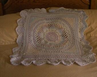 Sweet Tart Baby Blanket