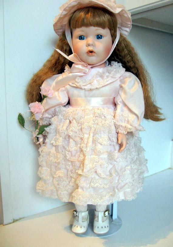 collector dolls victorian doll porcelain by greenleafvintage1