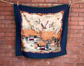 Duck Pond Rustic Scarf