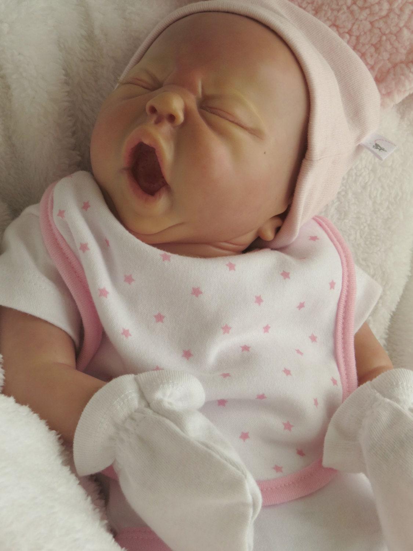 Sale Amazing Reborn Newborn Baby Girl Lilianne Breedveld Baby