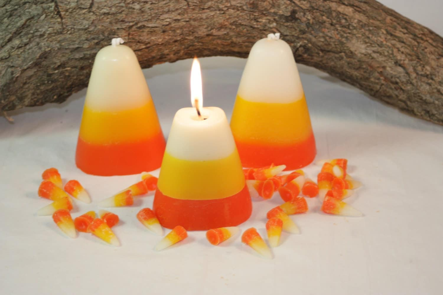 zoom - Candy Corn Halloween Decorations