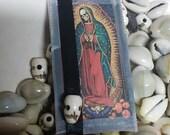 Santa Muerte, Conjure Card, Voodoo, Hoodoo, Holy Death, Paquet, Sachet, Talisman, conjure, Pagan, Wiccan