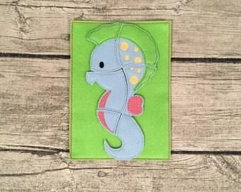 Seahorse Puzzle