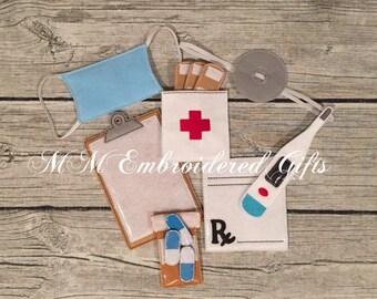 Pretend Play Medical Set