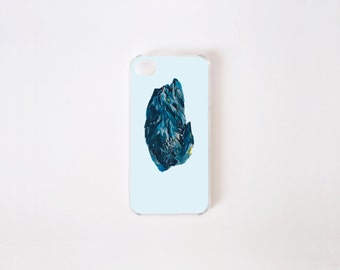 iPhone 4/4s Case - Vezelyite iPhone Case - iPhone 4s case - iPhone 4 case - Hard Plastic or Rubber