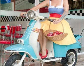 Snow White Retro Dress