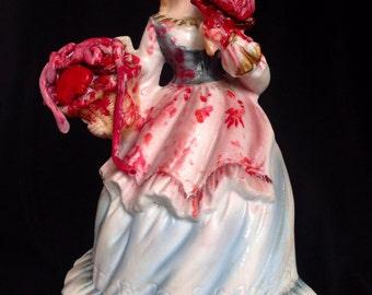 Pretty Zombie Figurine