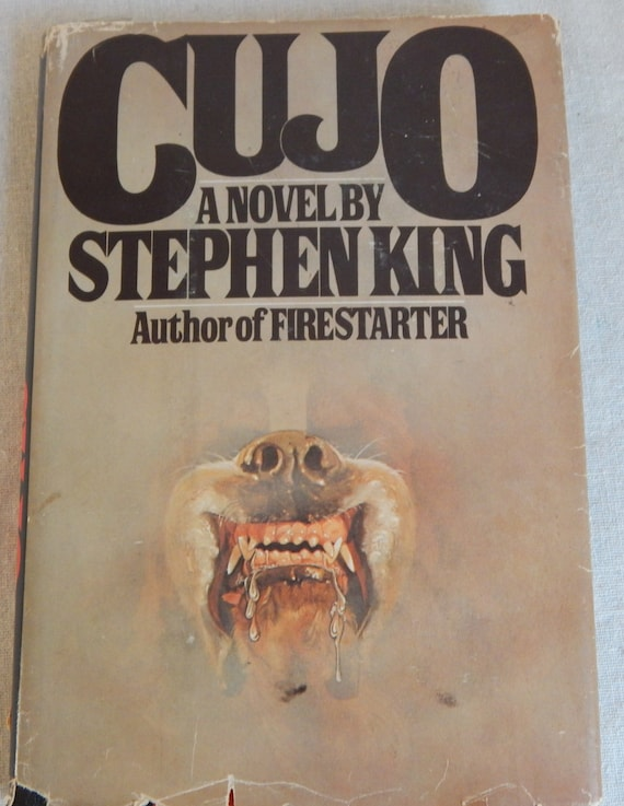 an analysis of stephen kings novel cujo This stephen king masterpiece is written as two stories told together  get [pdf] [epub] it by stephen king novel it by stephen kingpdf download file.