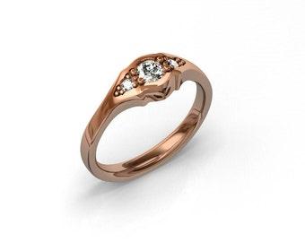 Handmade Antique Style Ring