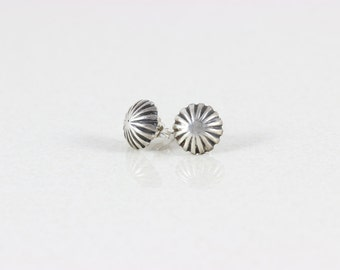 Sterling Silver Post Stud Earrings