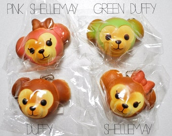 Squishy Duffy and ShellieMay Charm