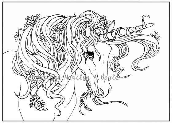 Items similar to ADULT COLORING Page, digital download ...
