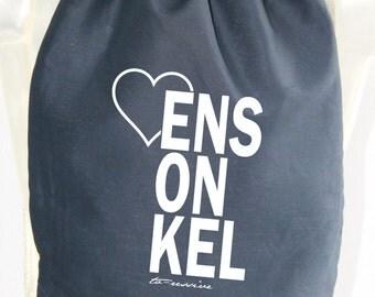 UncleHeart- bag - rucksack