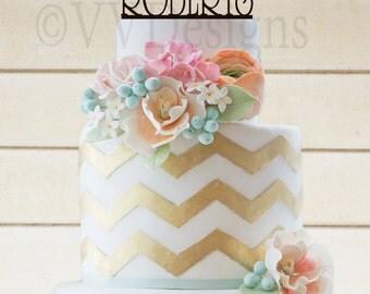 Wedding Cake Topper Wedding Decor