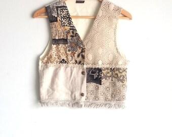Vintage, Pattern Vest