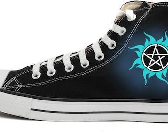 Supernatural Converse Shoes