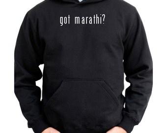 Got Marathi? Hoodie