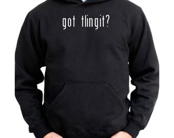 Got Tlingit? Hoodie