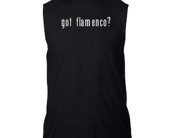 Got Flamenco? Sleeveless T-Shirt