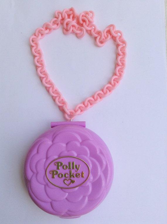 Mini Polly Pocket Necklace