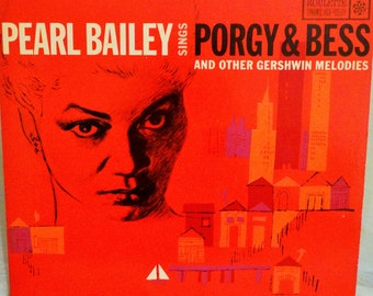 Pearl Bailey –Pearl Bailey Sings Porgy & Bess And Other Gershwin Melodies 1959 (LP / Album)
