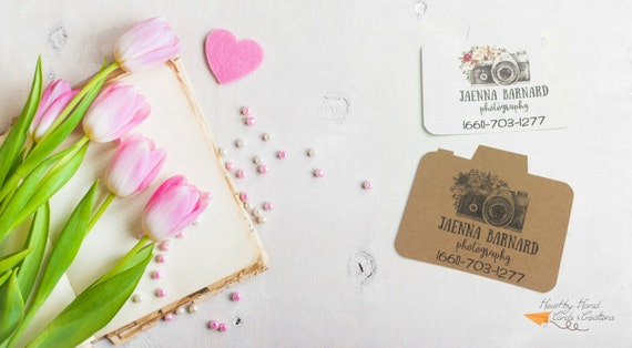 Items similar to Custom Shaped Business Cards on Etsy