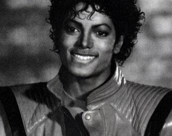 Michael Jackson Poster, Thriller, The King of Pop, Musician, Singer, Songwriter
