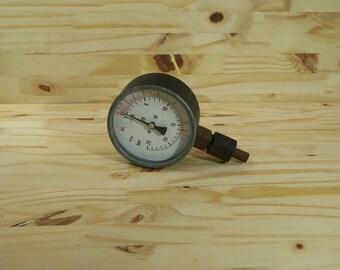 Gauge pressure in bar HAENNI | Decoration industrial vintage