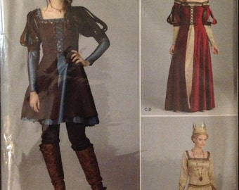 Simplicity C1773 - Snow White and the Huntsman Costume Collection - Size