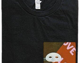 Love Love Love Pocket Shirt (Charles Demuth)