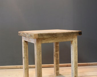 Bistro Cafe / Kitchen Table, Handmade Rustic (The Cinderford)