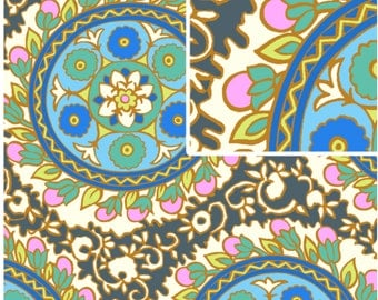 Cameo by Amy Butler fabric ~ Angelica AB99 Zinc, 1 yard