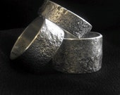 Made to Order Sterling Silver Ring 12th House Venus Signature