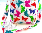 Butterfly Cross body bag  - Butterfly Bag / Butterfly diaper bag / Butterfly baby bag / Butterfly handmade bag - Butterfly purse
