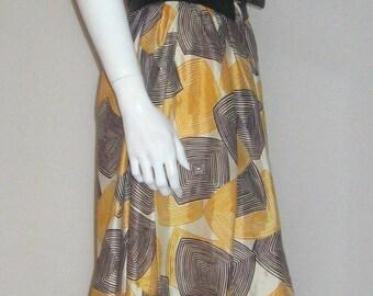 60s 70s vtg loungecraft dress