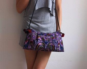 Hmong Hippy Hobo Boho Thai Indian Style Shoulder Tote Ethnic Small Bag