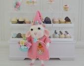 Needle Felted OOAK Bunny by Sweet Petite Shoppe