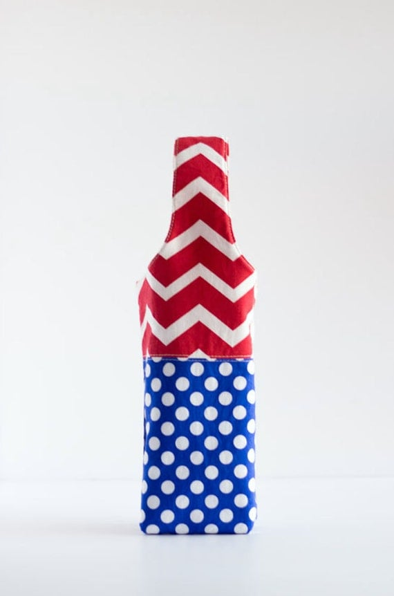Fourth Of July Bottle Cozies Fourth Of July Wikii